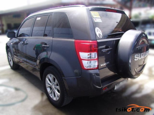Suzuki Grand Vitara 2012 - 2