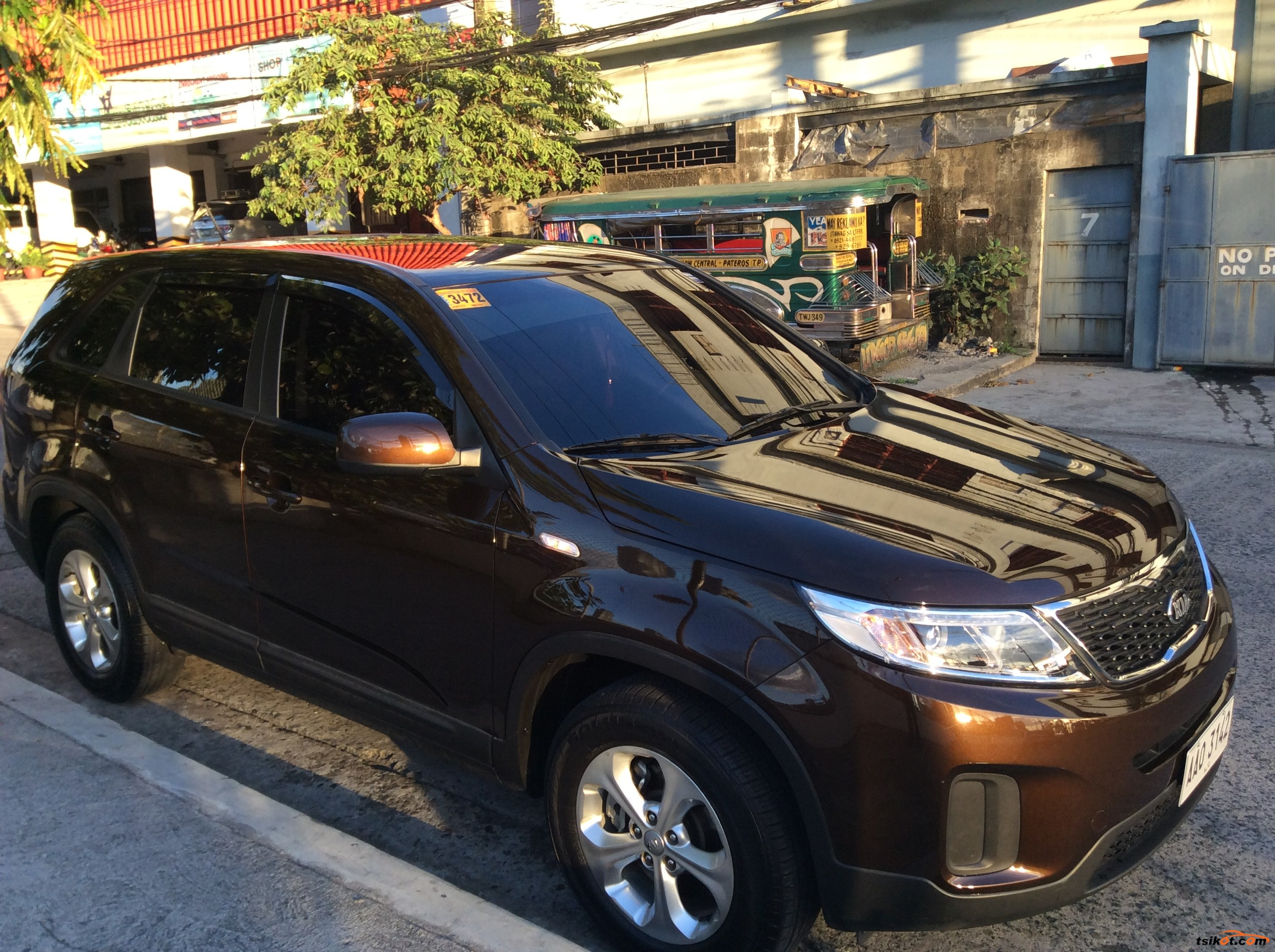 kia sorento 2014 car for sale metro manila. Black Bedroom Furniture Sets. Home Design Ideas