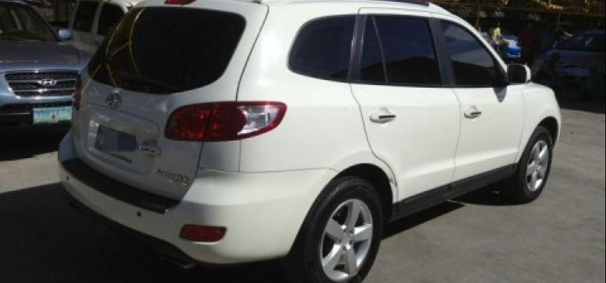 Hyundai Santa Fe 2008 - 4