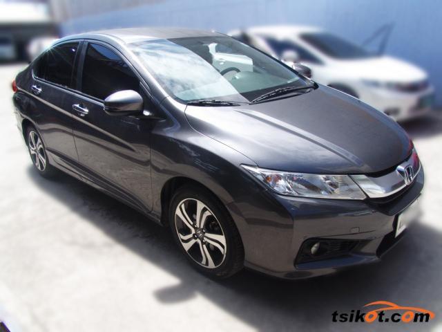 Honda City 2014 - 1