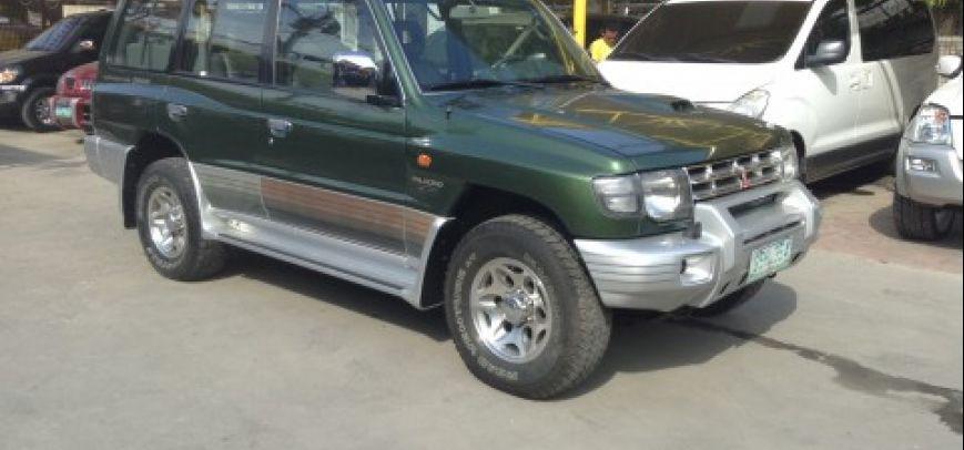 Mitsubishi Pajero 2003 - 7