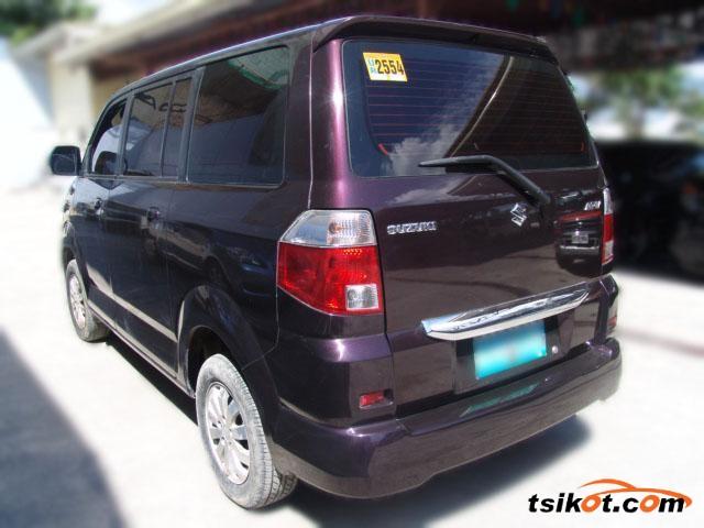 Suzuki Apv 2013 - 2