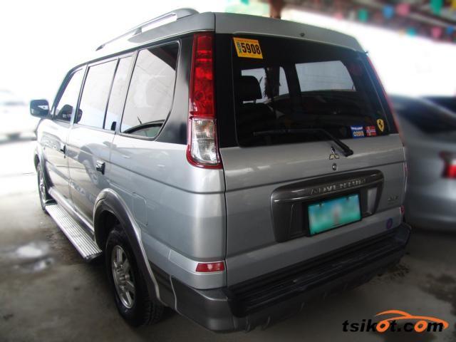 Mitsubishi Adventure 2013 - 2