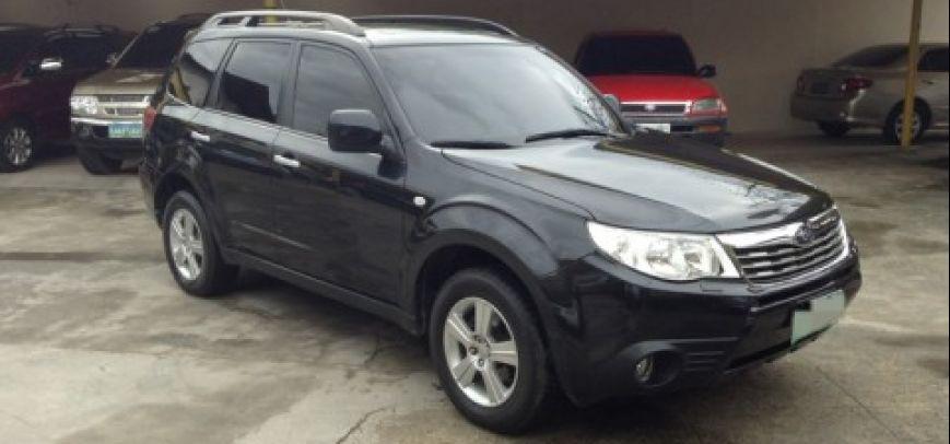 Subaru Forester 2009 - 6