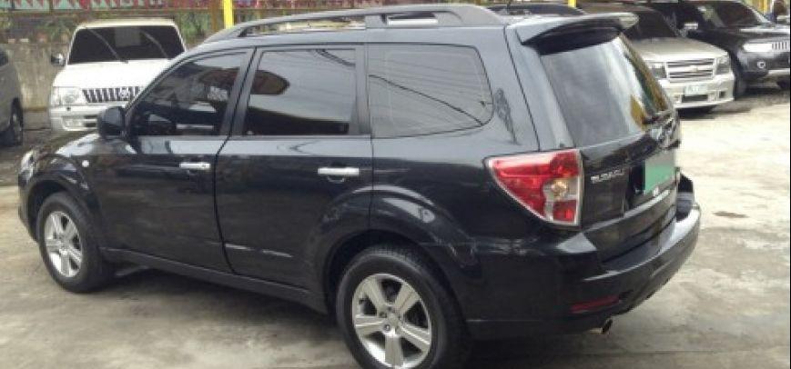 Subaru Forester 2009 - 8