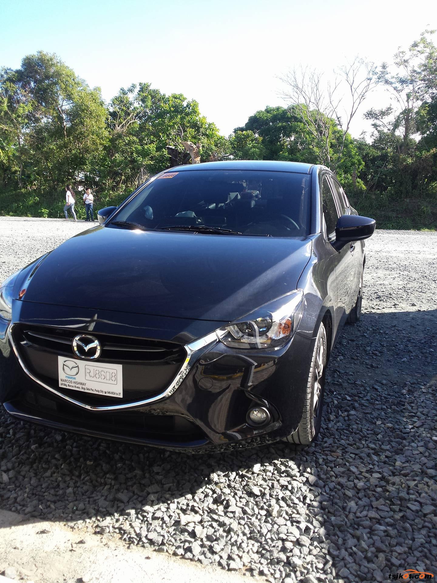 Mazda Mazda2 2016 - 2