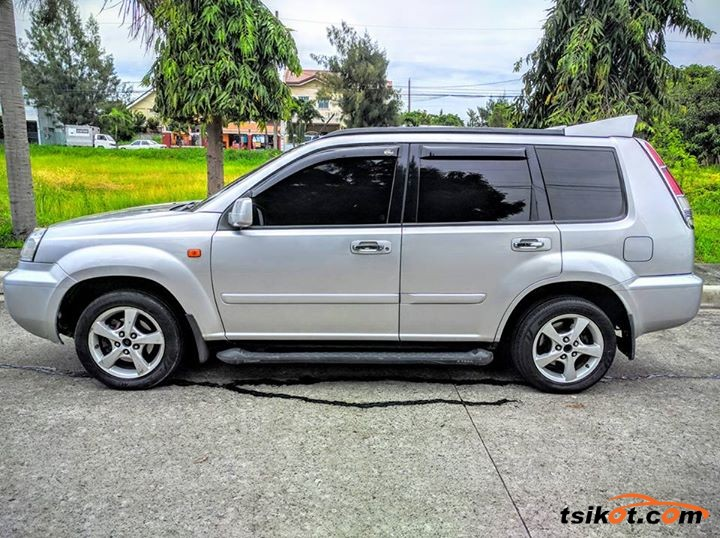 nissan x trail 2004 car for sale western visayas philippines. Black Bedroom Furniture Sets. Home Design Ideas