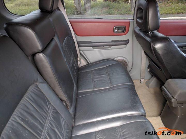 Nissan X-Trail 2004 - 9