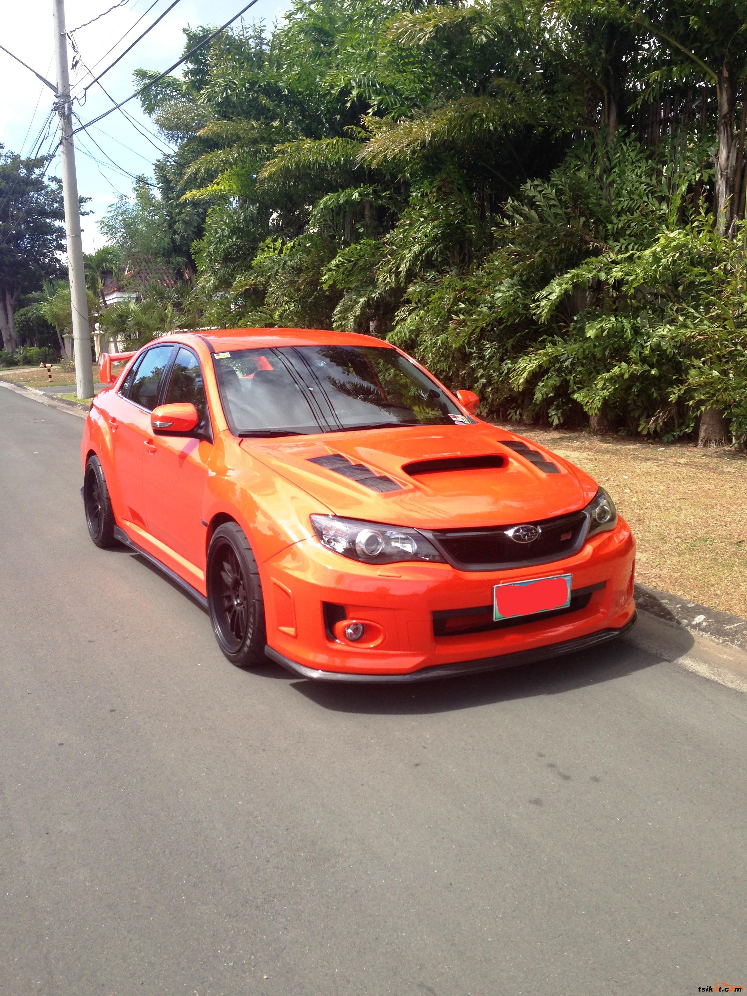 Subaru Impreza Wrx 2011 - 1