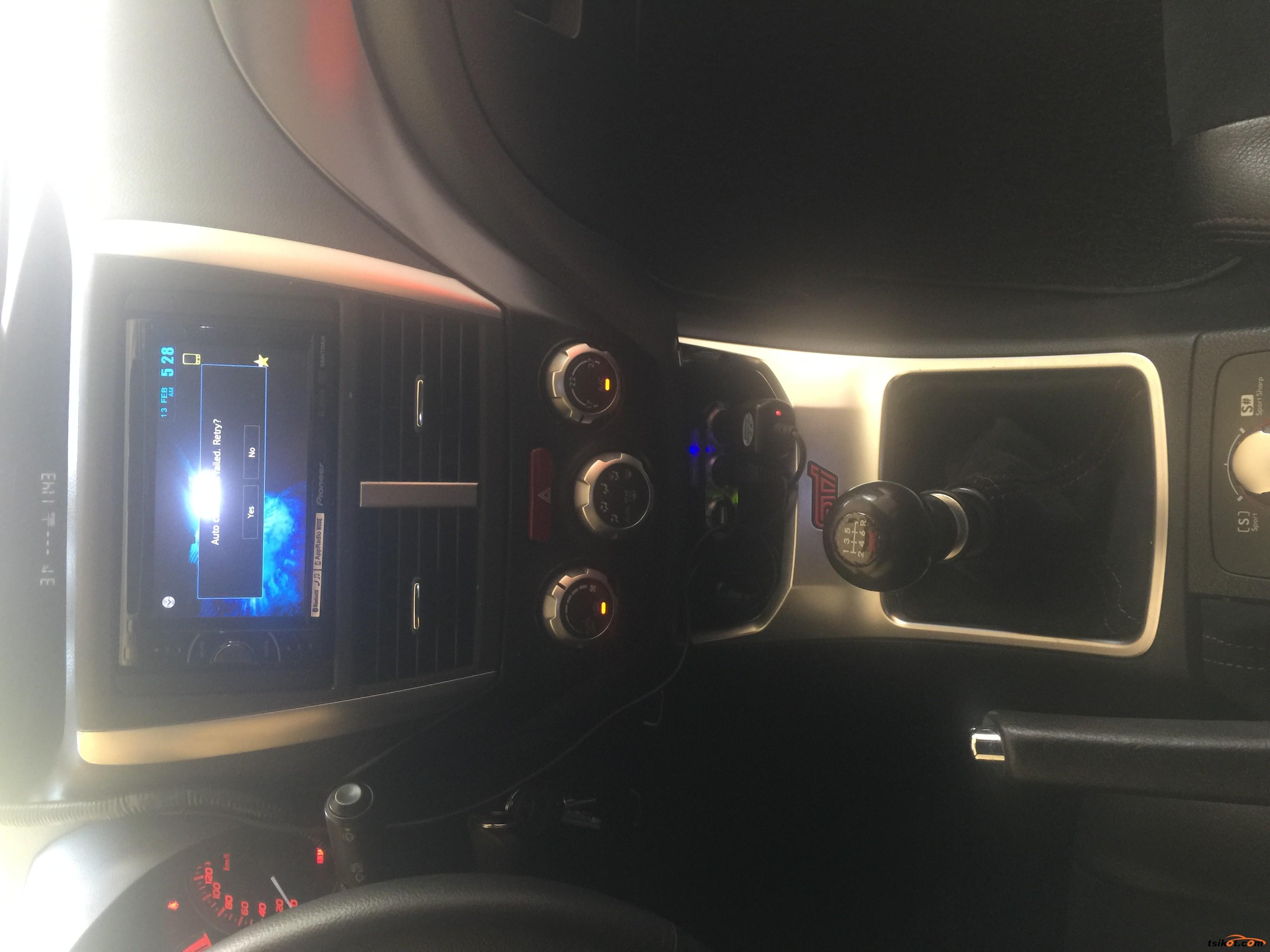 Subaru Impreza Wrx 2011 - 9