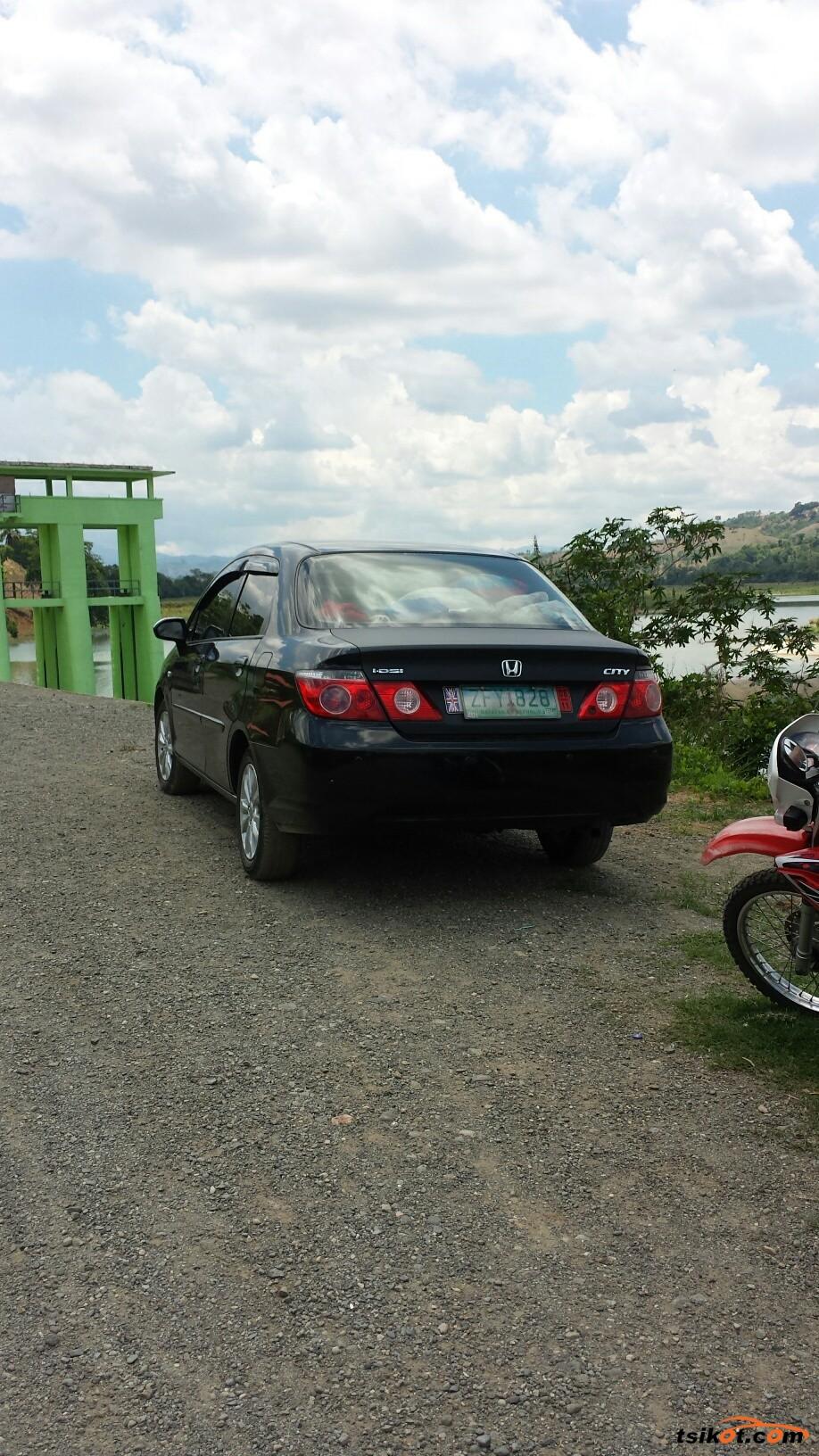 Honda City 2006 - 6
