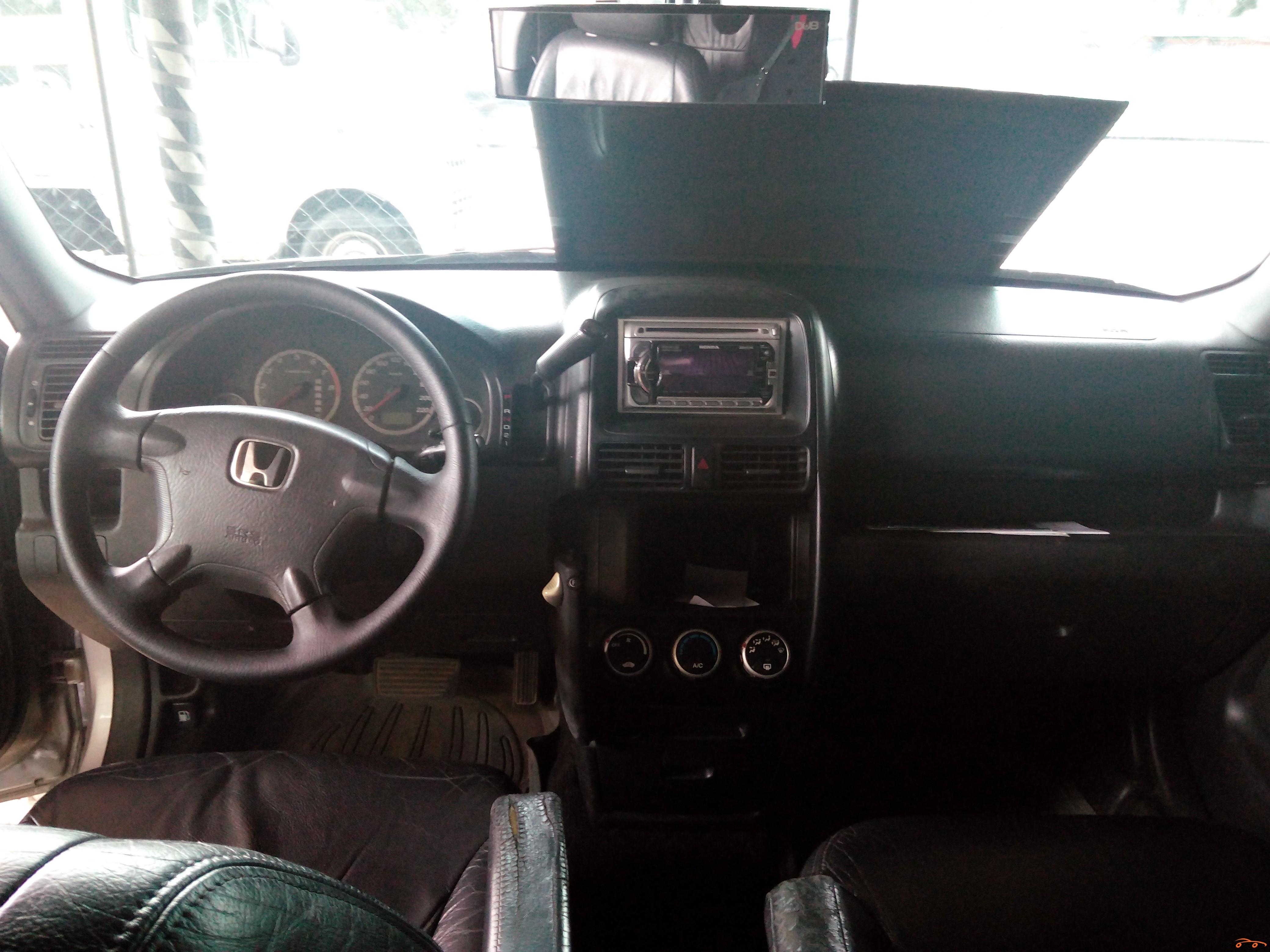 Honda Cr-V 2002 - 7