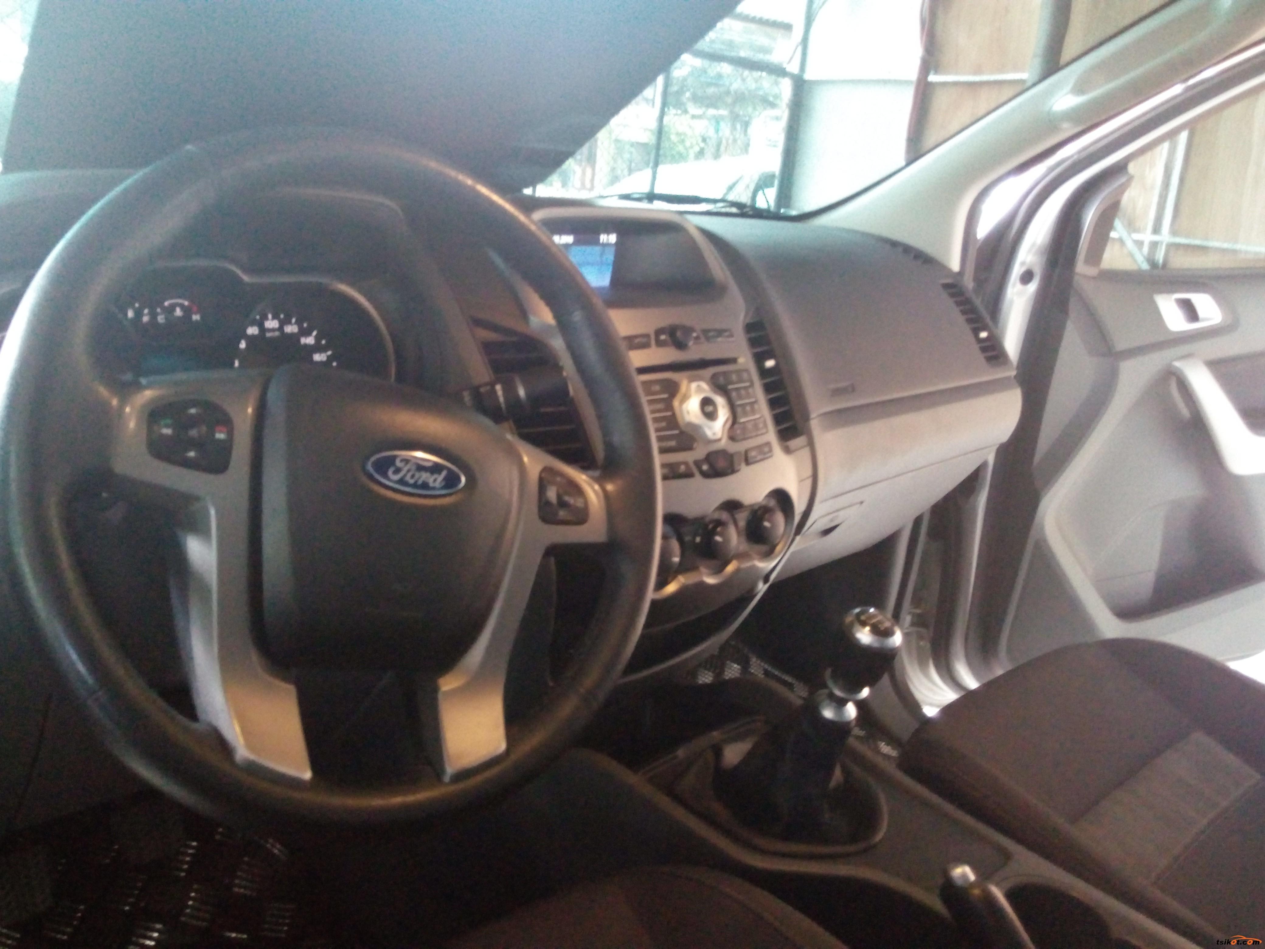 Ford Ranger 2014 - 8