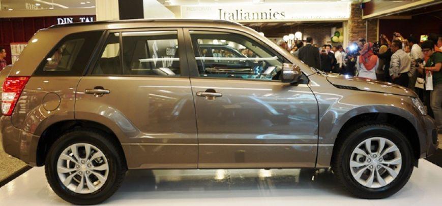 Suzuki Grand Vitara 2015 - 3
