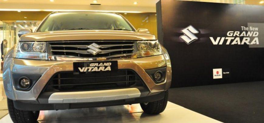 Suzuki Grand Vitara 2015 - 5