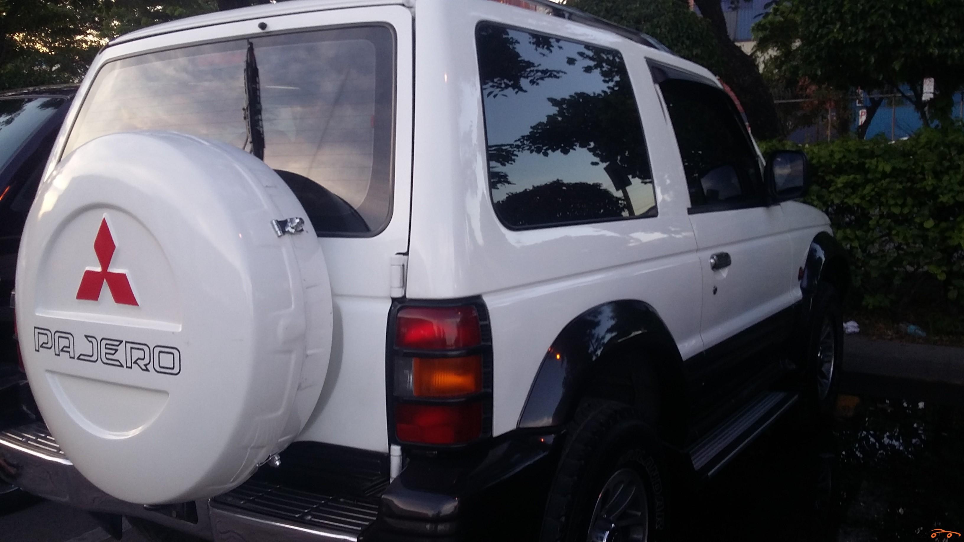 Mitsubishi Pajero 2003 - 2