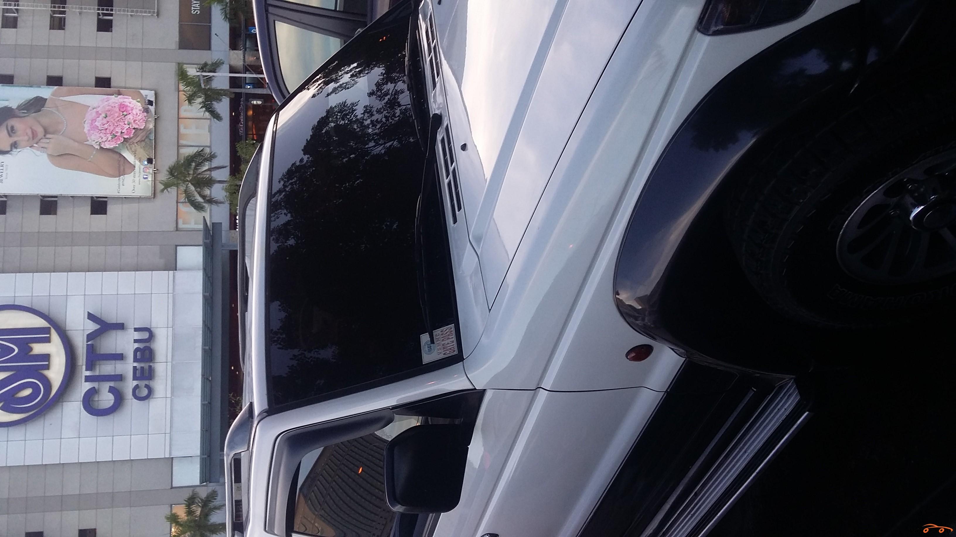 Mitsubishi Pajero 2003 - 3