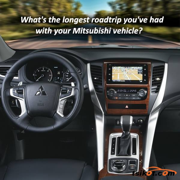 Mitsubishi Montero 2016 - 9