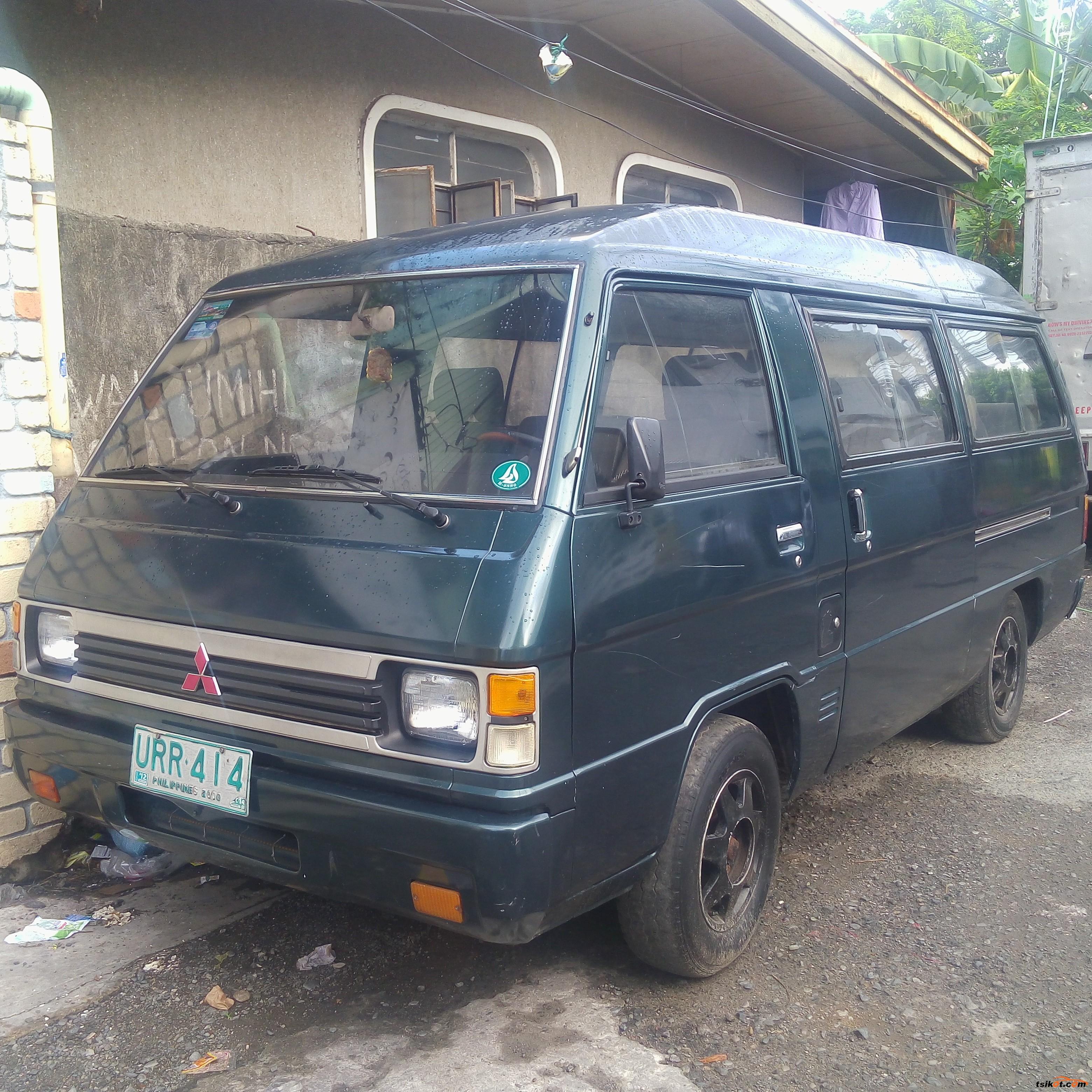 Mitsubishi L-300 1997 - 1
