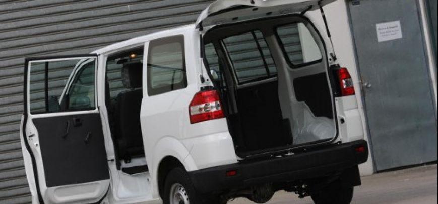 Suzuki Apv 2015 - 2