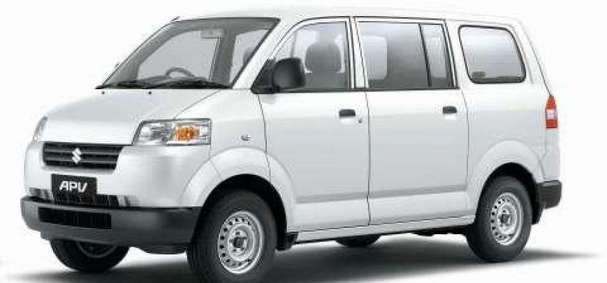 Suzuki Apv 2015 - 5