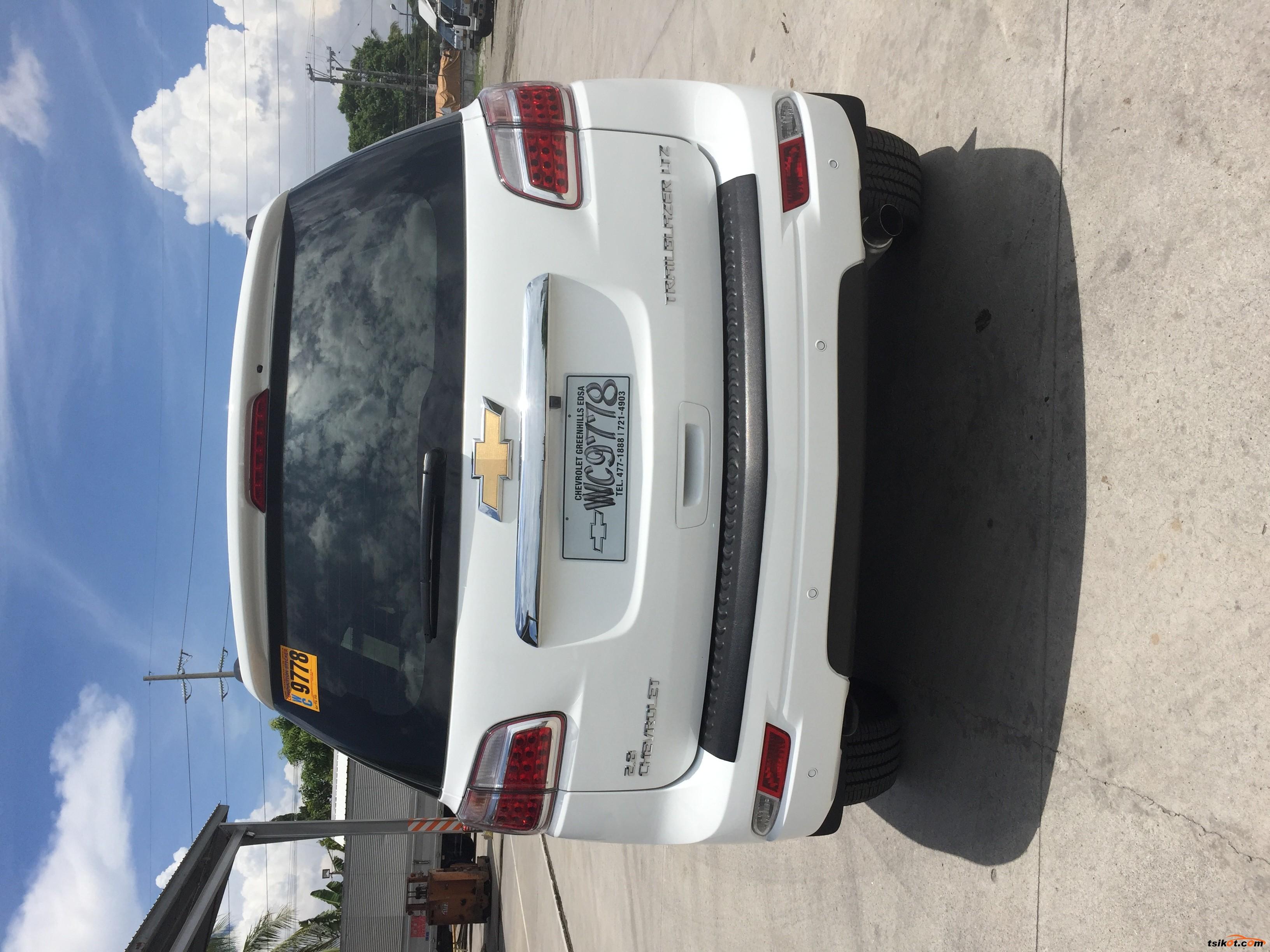 Chevrolet Trailblazer 2016 - 1