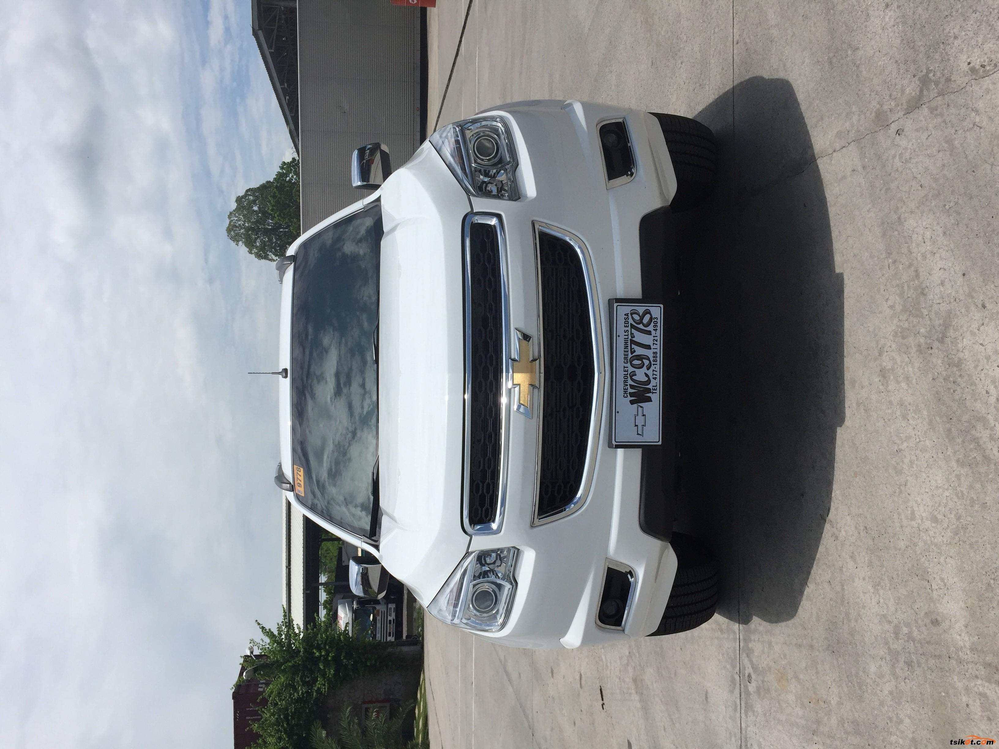 Chevrolet Trailblazer 2016 - 3