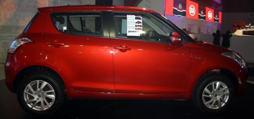 Suzuki Swift 2015 - 1