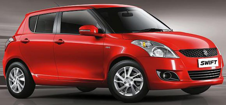 Suzuki Swift 2015 - 2