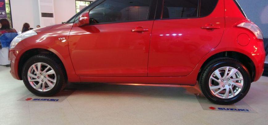 Suzuki Swift 2015 - 9