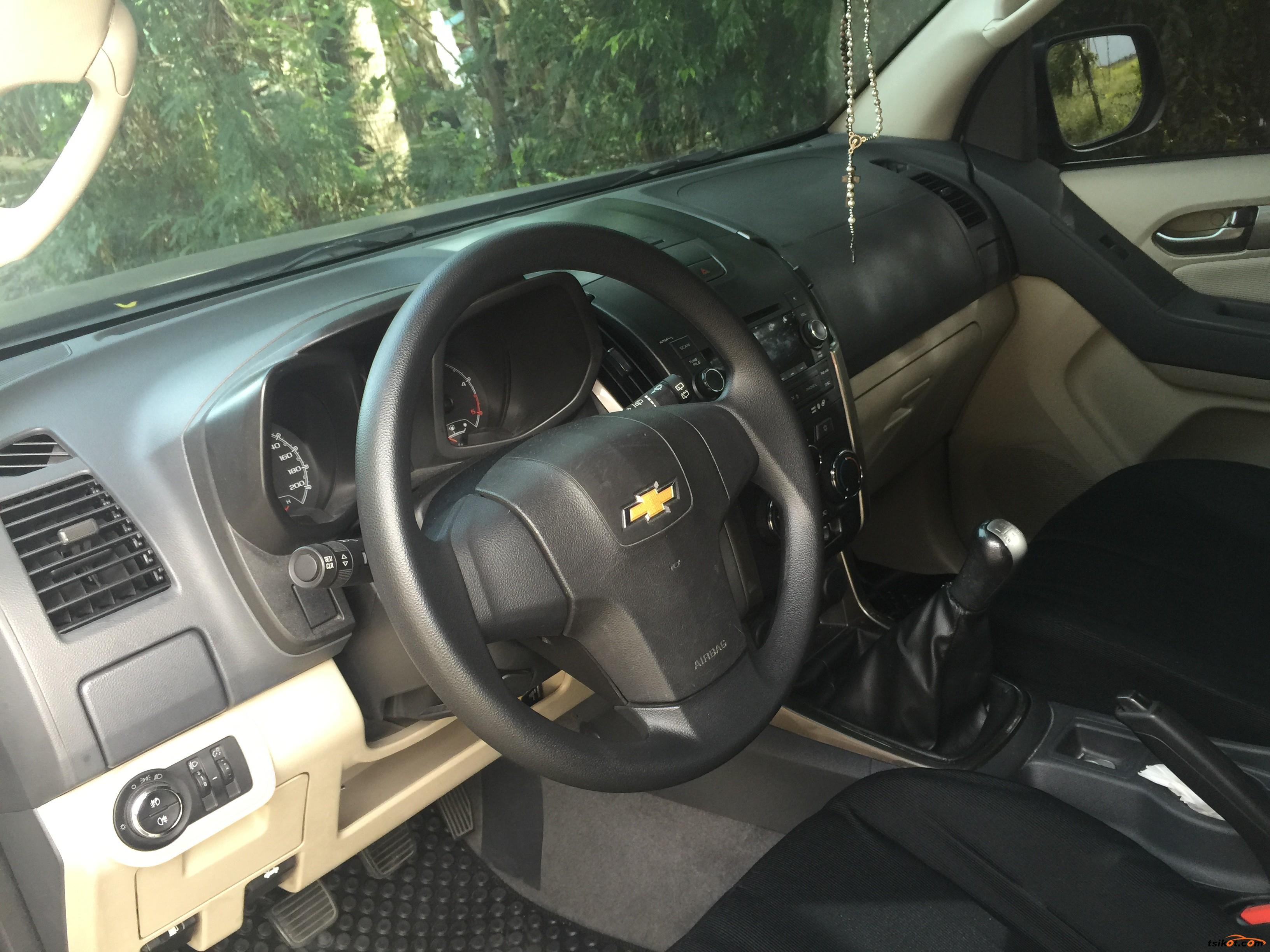 Chevrolet Trailblazer 2012 - 1