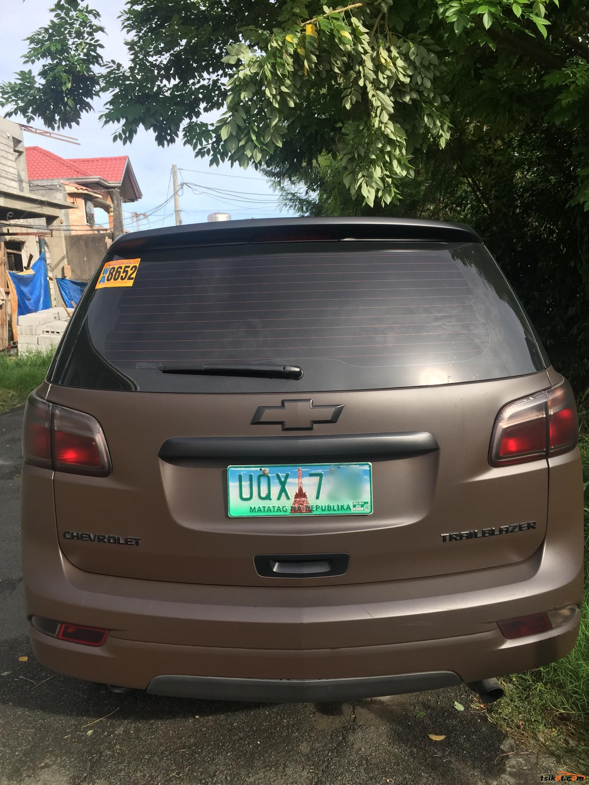 Chevrolet Trailblazer 2012 - 3