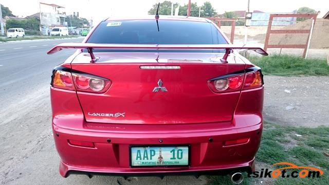 Mitsubishi Lancer 2009 - 4