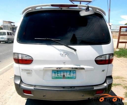 Hyundai Starex 2007 - 3