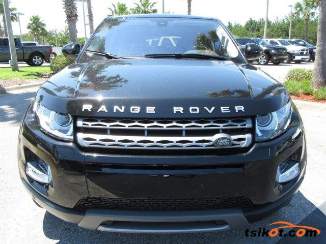 Land Rover Range Rover Evoque 2015 - 4