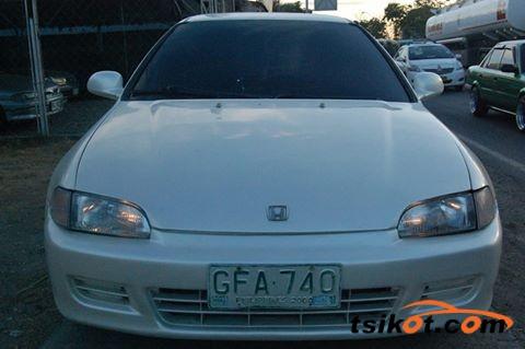 Honda Civic 1995 - 2
