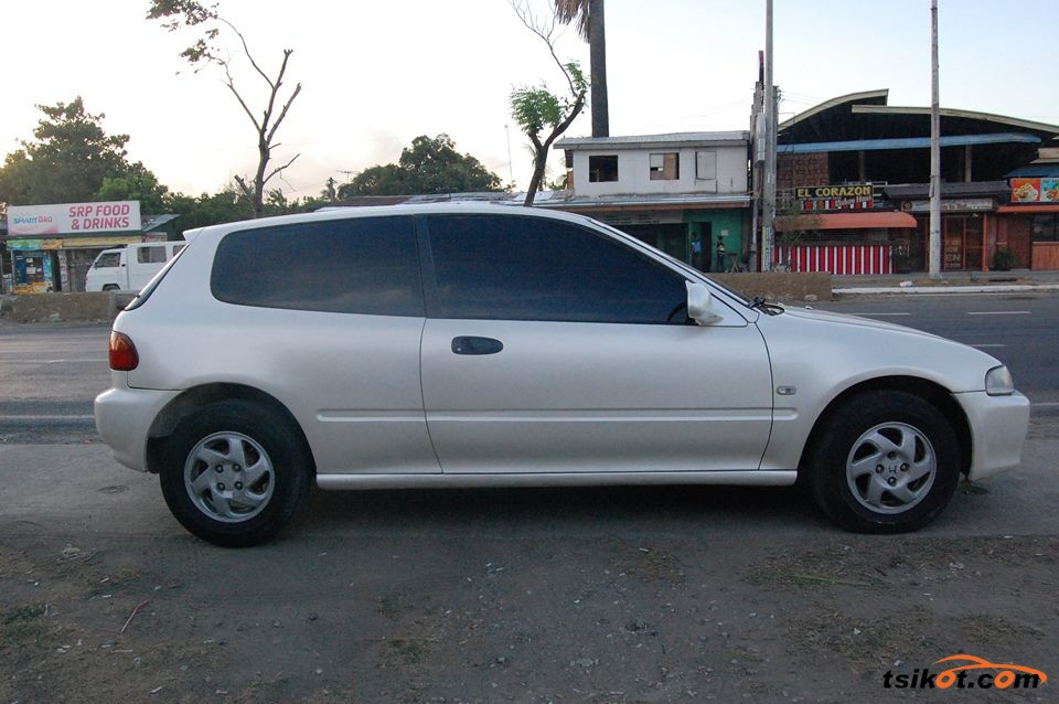 Honda Civic 1995 - 4