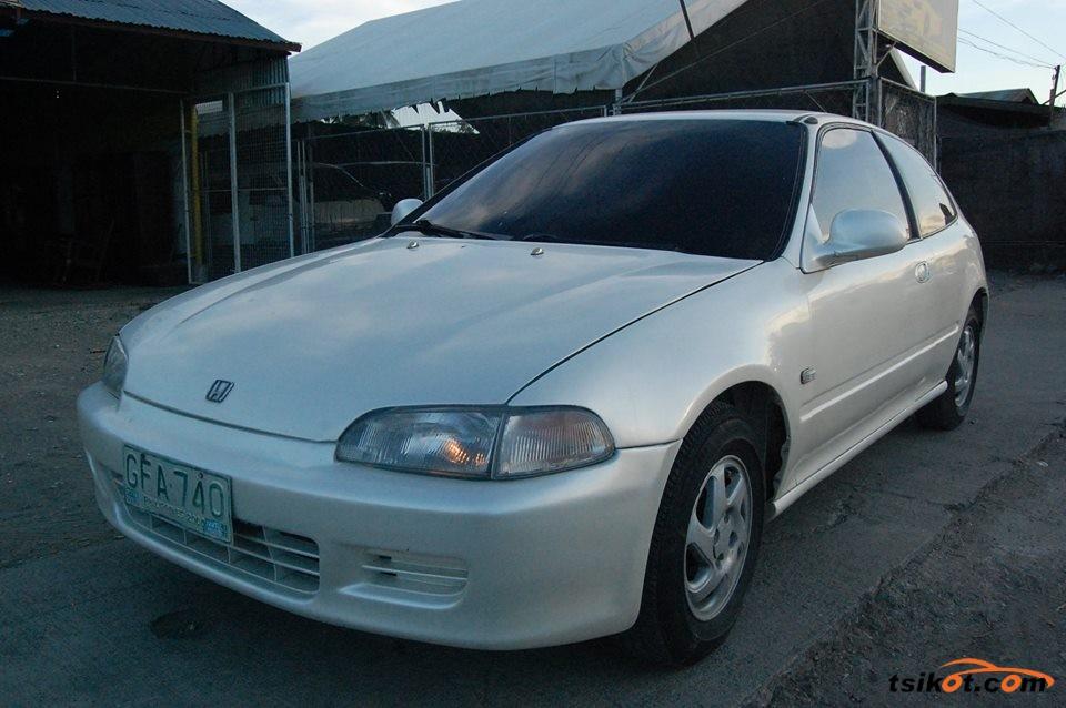 Honda Civic 1995 - 1