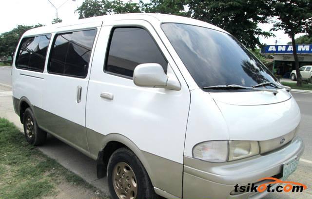 Kia Pregio 2002 - 1