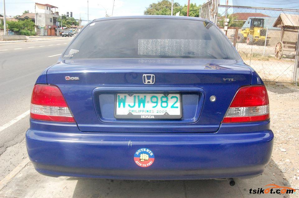 Honda City 1999 - 3