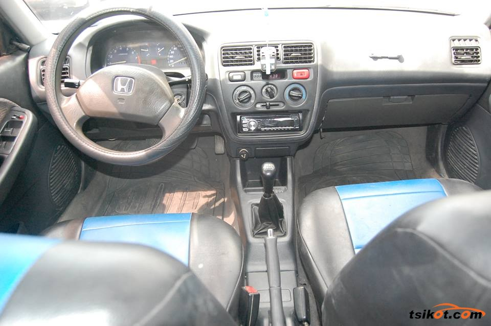 Honda City 1999 - 6
