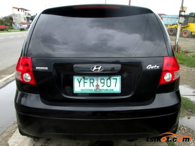 Hyundai Getz 2007 - 3
