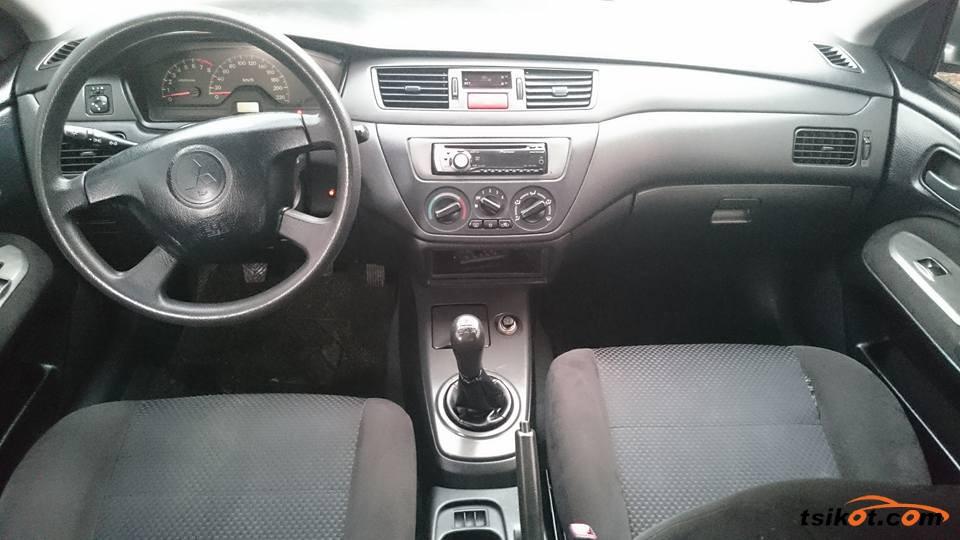 Mitsubishi Lancer 2008 - 7