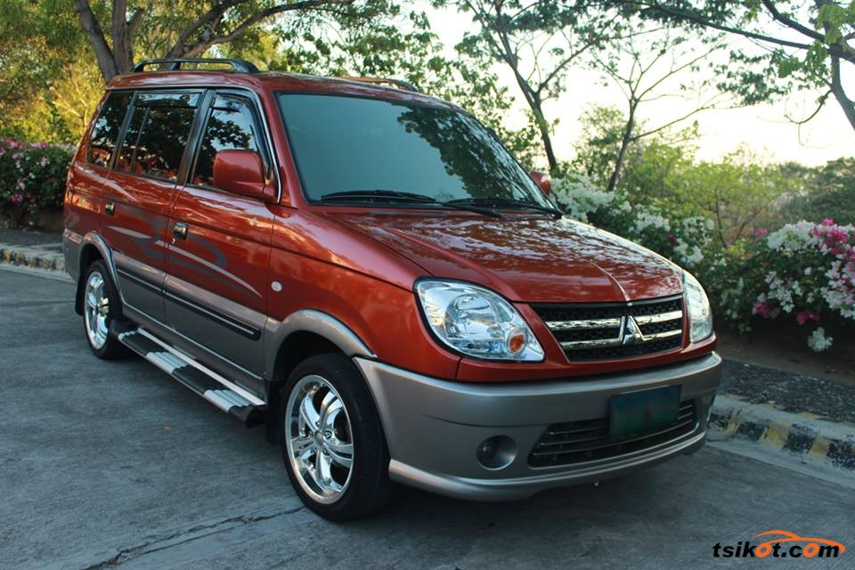 Mitsubishi Adventure 2006 - Car for Sale Central Visayas ...