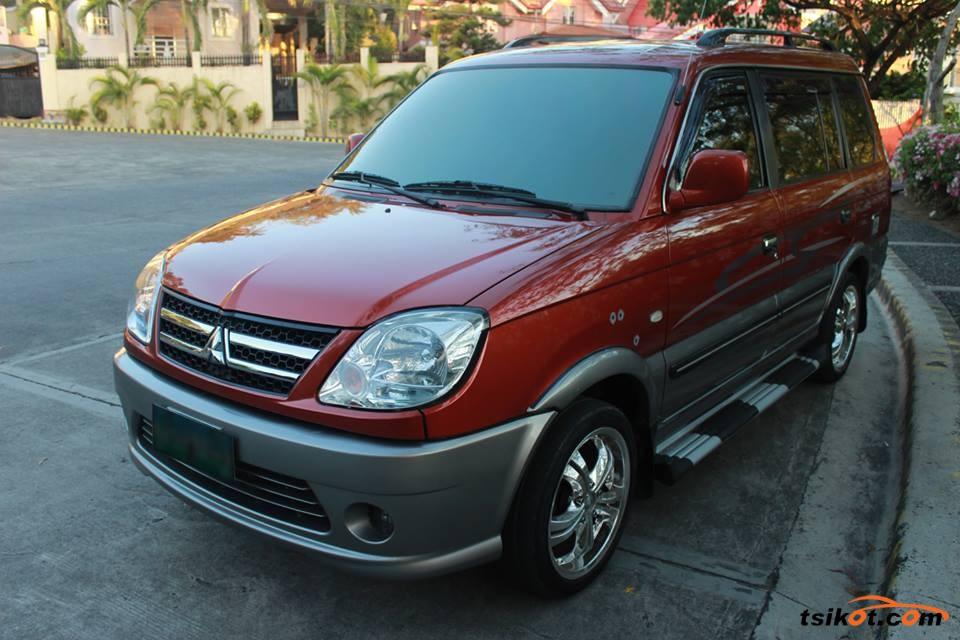 Mitsubishi Adventure 2006 - Car for Sale Central Visayas