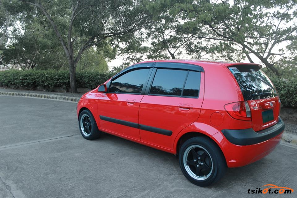 Hyundai Getz 2006 Car For Sale Central Visayas