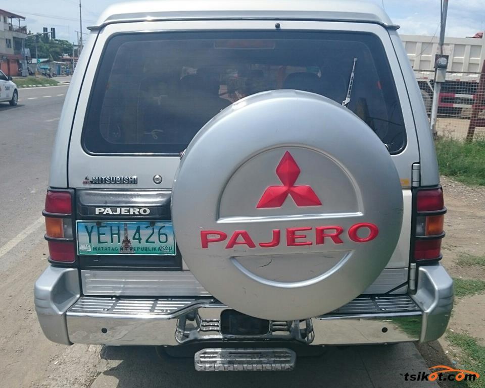 Mitsubishi Pajero 2007 - 4