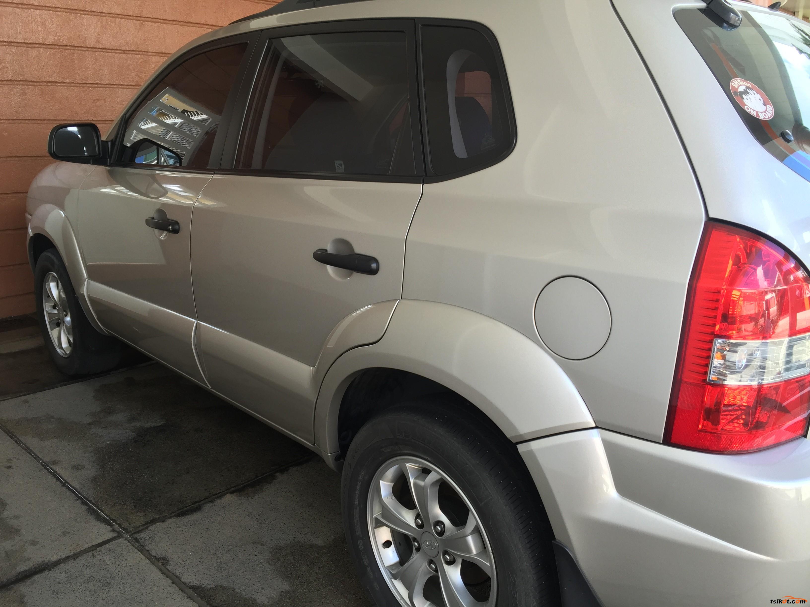 Hyundai Tucson 2009 - 2