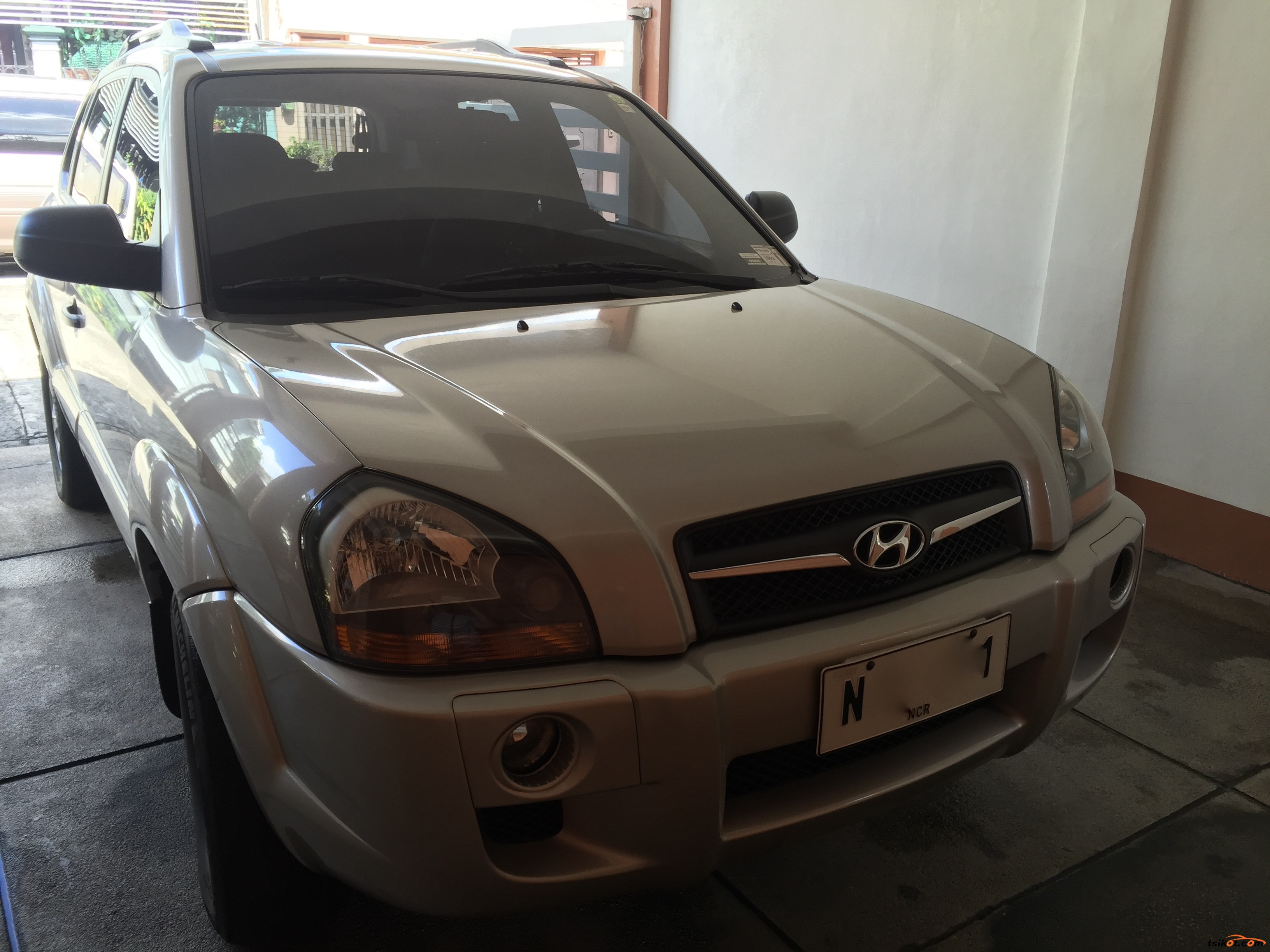 Hyundai Tucson 2009 - 4