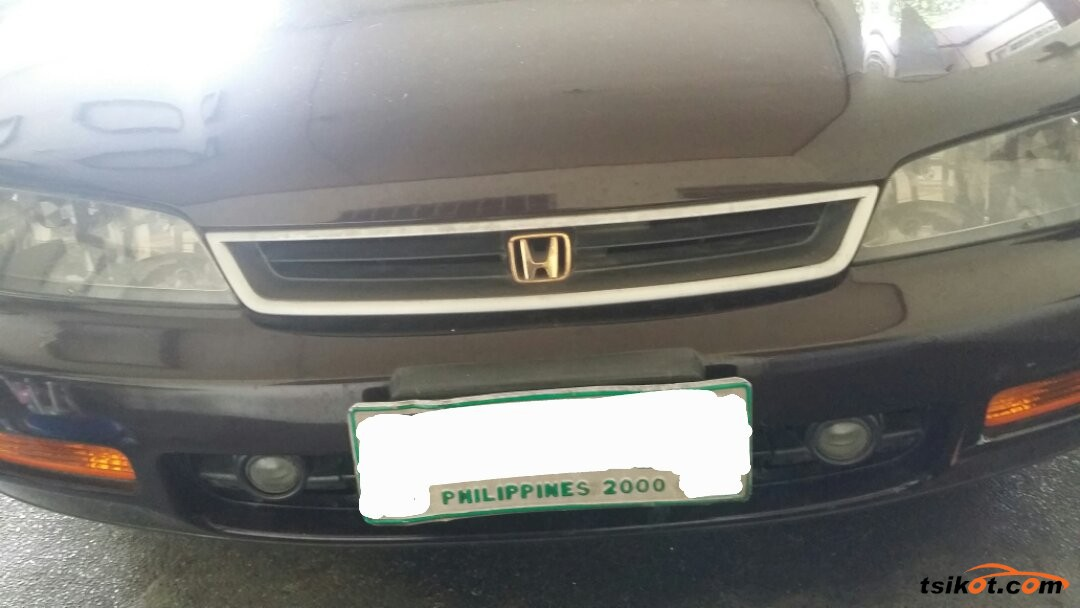 Honda Accord 1997 - 5